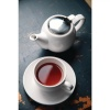 Olympia Cafe Teapot 510ml White thumbnail