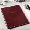 Leatherette Style Menu Holder A4 4 Card thumbnail