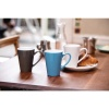 Olympia Cafe Latte Cups Aqua 340ml 12oz thumbnail