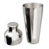 Beaumont Mezclar Art Deco French Cocktail Shaker Stainless Steel thumbnail