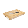 Vogue Rectangular Wooden Chopping Board Medium thumbnail