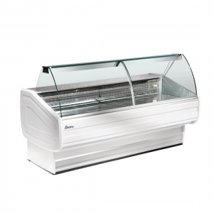 Zoin Melody Ventilated Butcher Serve Over Counter Chiller 1.5m