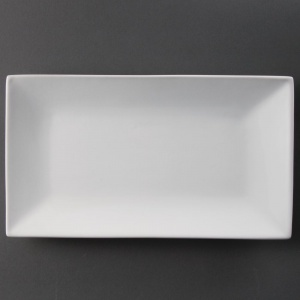 Olympia Serving Rectangular Platters 310mm