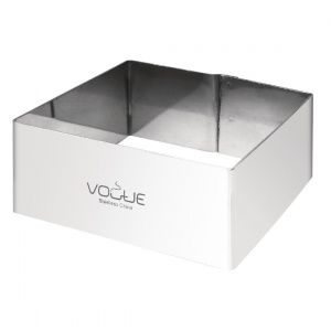 Vogue Square Mousse Rings 8x8cm
