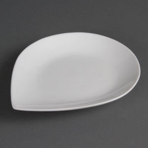 Olympia Whiteware Tear Plates 255x 207mm