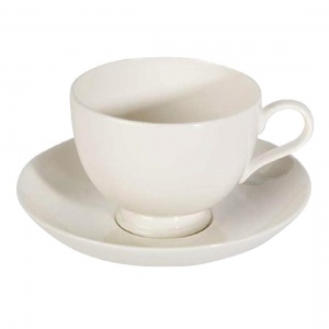 Royal Bone Ascot Coupe Saucers 100mm