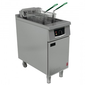 Falcon 400 Series Twin Basket Electric Fryer E401