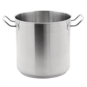 Vogue Deep Stockpot 10.5L