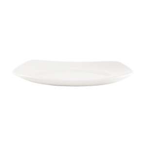 Churchill Plain Whiteware X Squared Plates 170mm